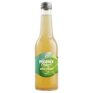 Phoenix Organic Fresh Juice Feijoa Apple 275ML