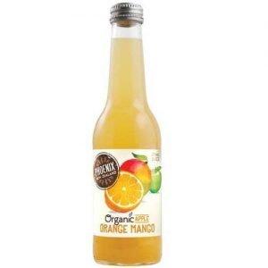 Phoenix Organic Orange Mango & Apple 275ML