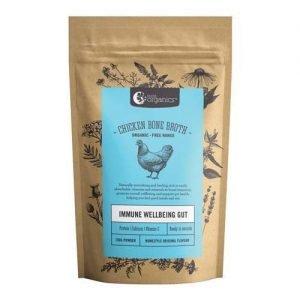 Nutra Organics Chicken Broth Original 100G