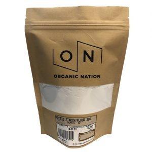 Organic Nation Potato Starch/Flour 200G