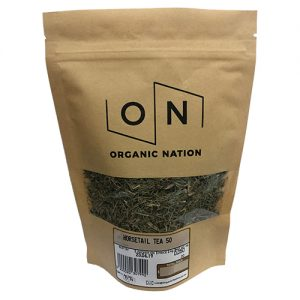 Organic Nation Horsetail Tea 50G