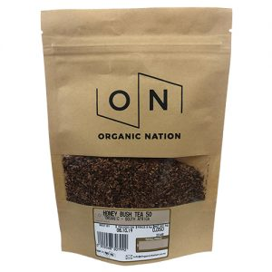 Organic Nation Honey Bush Tea 50G