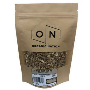 Organic Nation Ginger Root Tea 90G