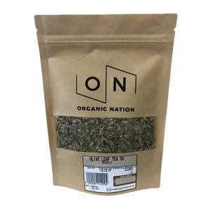 Organic Nation Olive Leaf Tea 50G