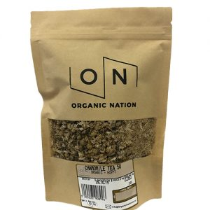 Organic Nation Chamomile Tea 50G
