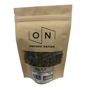 Organic Nation Manuka Tea Wild Grown 50G
