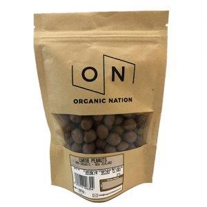 Carob Peanuts 150G Organic Nation