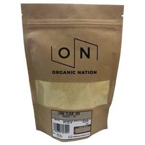 Organic Nation Corn Flour 200G