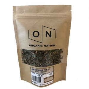 Organic Nation Hawthorn Leaf Tea 50G