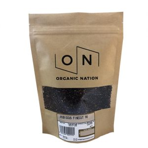 Organic Nation Hibiscus Finecut Tea 90G