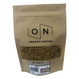 Organic Nation Bee Pollen 90G