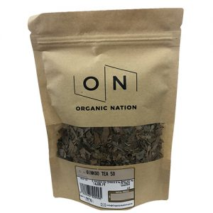 Organic Nation Ginkgo Tea 50G