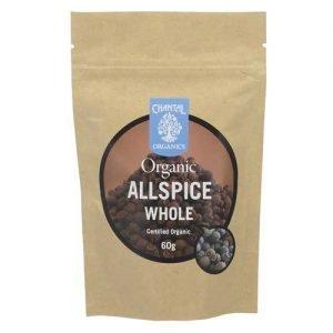Chantal Organics Allspice Whole 60G