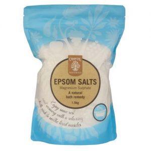 Chantal Organics Epsom Salts 1.5Kg