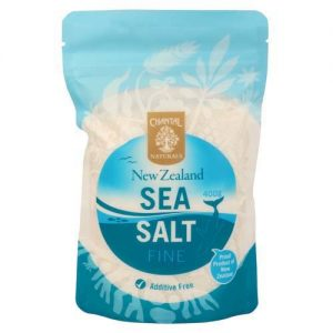 Sea Salt Fine 400G