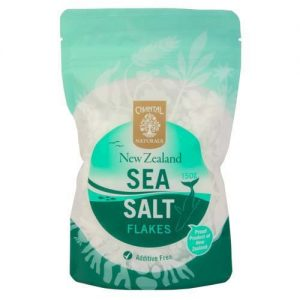 Chantal Organics Sea Salt Flakes 150G