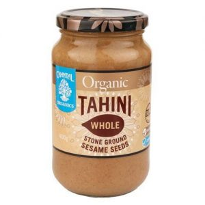 Chantal Organics Whole Stoneground Tahini 400G