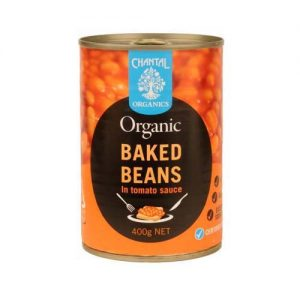 Chantal Organics Baked Beans 400G