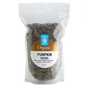 Chantal Organics Pumpkin Seeds 400G