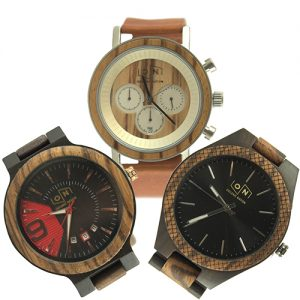 Organic Nation Wooden Watches – Handcrafted Unique Timepieces