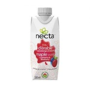Organic Maple Water Cranberry & Blueberry 330ML
