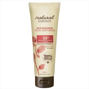 Natural Instinct Daily Facial Moisturiser 125ML