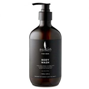 Sukin Mens Body Wash 500ML