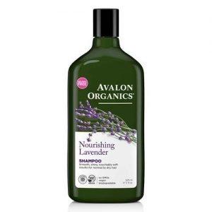 Avalon Organics Shampoo Lavender 325ML