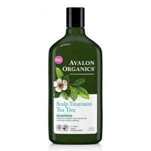 Avalon Scalp Treatment Organics Shampoo Tea Tree Avalon 325ML