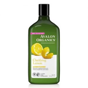 Avalon Lemon Organics Conditioner Lemon 325ML