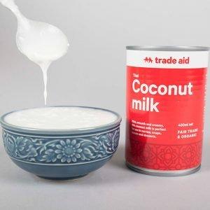 Trade Aid Coconut Milk 400ML