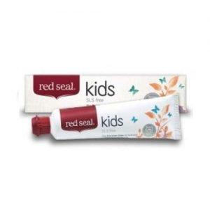 Red Seal Kids Sls Free Toothpaste 75G
