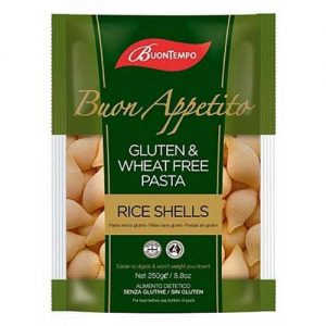 Buontempo Rice Shells Gluten Free 250G