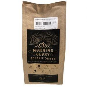 Morning Glory Organic Plunger Coffee 200G