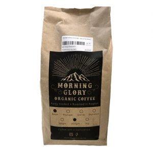 Morning Glory Organic Coffee Beans 500G
