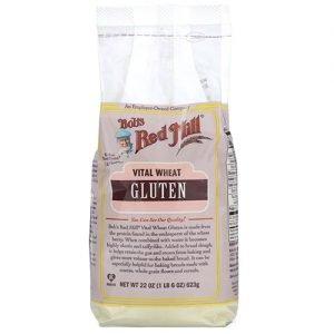 Bob's Red Mill Vital Wheat Gluten 624G