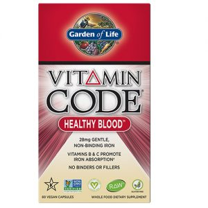 Garden Of Life Healthy Blood 60 Capsules