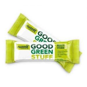 Nuzest Good Green Stuff Bar 40G