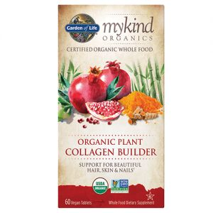 Garden Of Life My Kind Organics Collagen Builder 60 Capsules