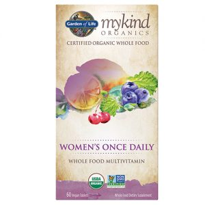 Garden Of Life My Kind Organics Womens Once Daily 60 Tabs