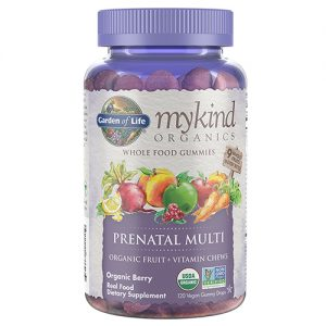 Garden Of Life My Kind Organics Prenatal Multi 120 Gummies