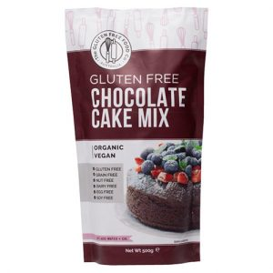 The Gluten Free Food Co Chocolate Cake Mix 500G