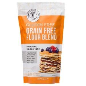 The Gluten Free Food Co Grain Free Flour Blend 400G