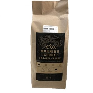 Morning Glory Organic Coffee Beans 1Kg