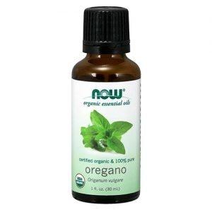 Now Organic Essential Oils Oregano Oil 30ML