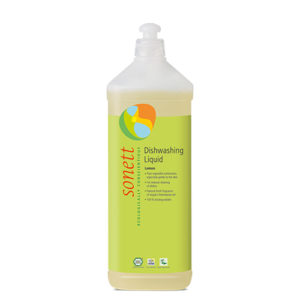 Sonett Dishwashing Liquid Lemon 1Lt