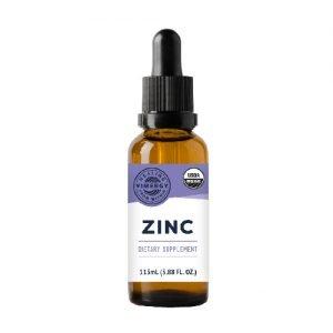 Vimergy Zinc Dietary Supplement 115ML