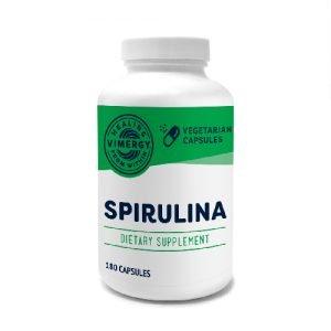Vimergy Spirulina 180 Capsules