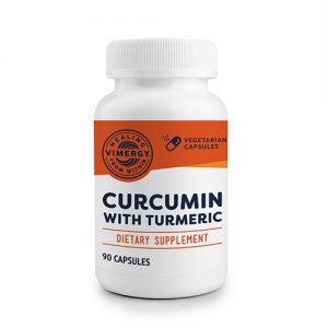 Vimergy Curcumin With Turmeric 90 Capsules