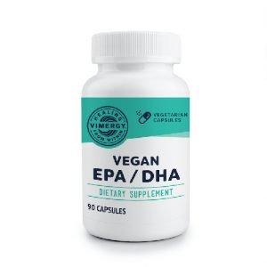 Vimergy Vegan EPA/DHA 90 Capsules